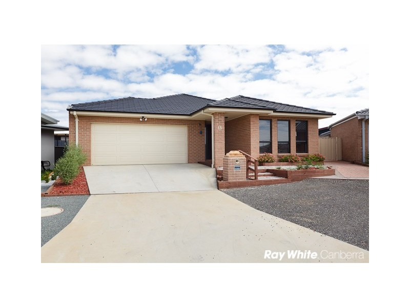 18 Grimstone Place, Franklin ACT 2913