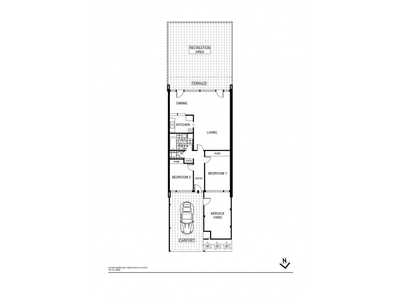 30 Dallachy Place, Page ACT 2614 Floorplan