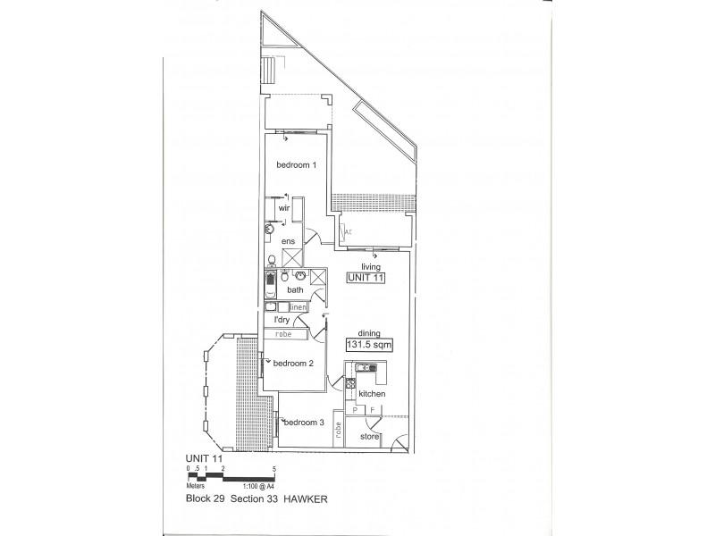 11/188 Hawker Place, Hawker ACT 2614 Floorplan