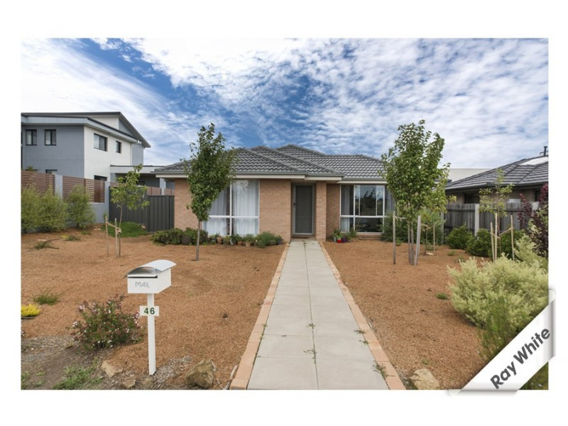 46 Donald Horne Circuit, Franklin ACT 2913