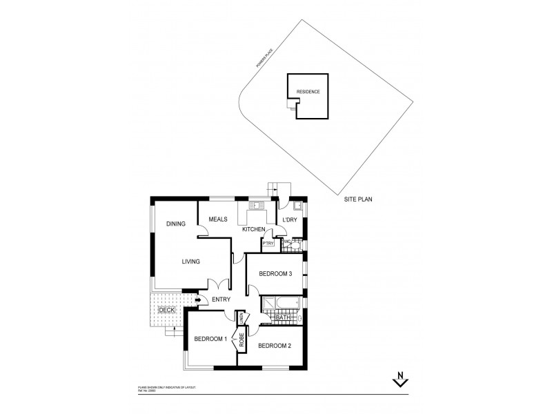 2 Powers Place, Latham ACT 2615 Floorplan
