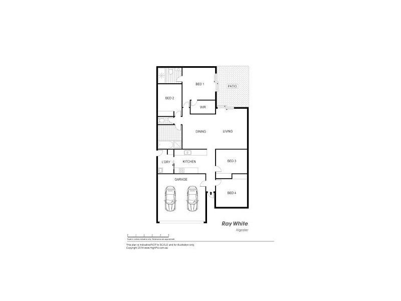24 Winifred Street, Algester QLD 4115 Floorplan