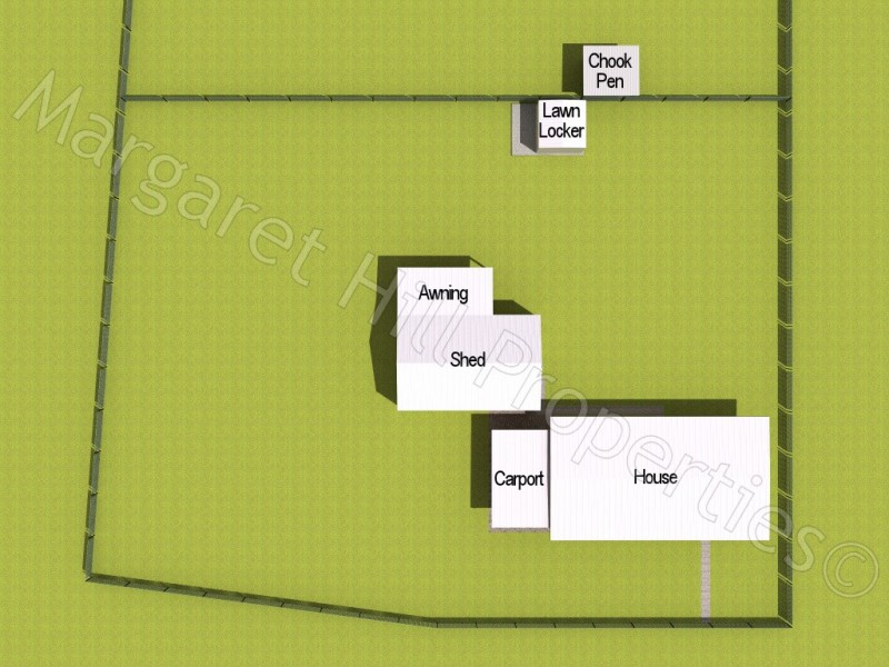 17 Maxwell Drive, Deeragun QLD 4818 Floorplan