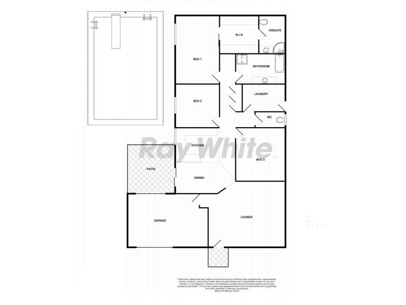 15 Summerland Drive, Deeragun QLD 4818 Floorplan