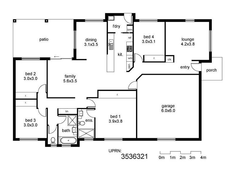 Bohle Plains QLD 4817 Floorplan