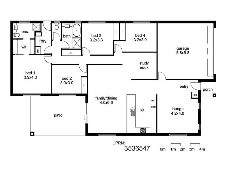 Bohle Plains QLD 4817 Floorplan