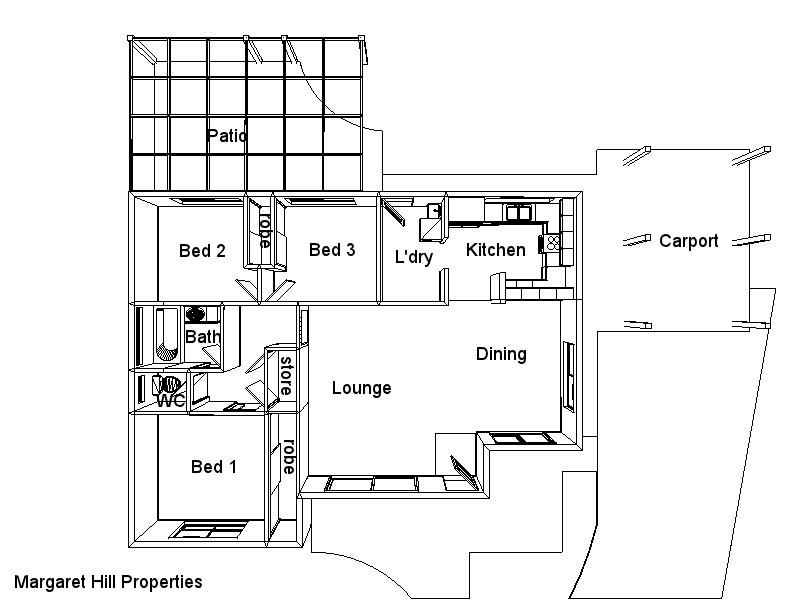 30 Gouldian Avenue, Condon QLD 4815 Floorplan