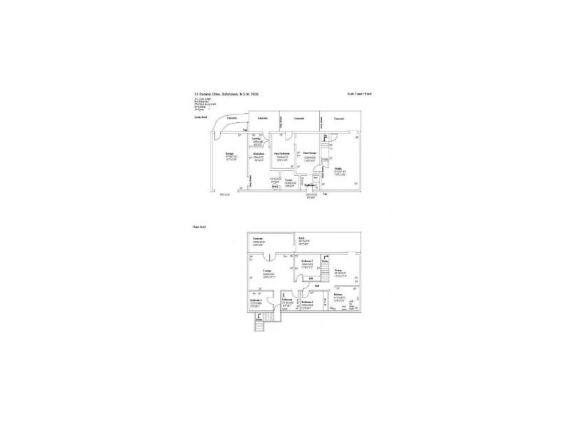 Batemans Bay NSW 2536 Floorplan