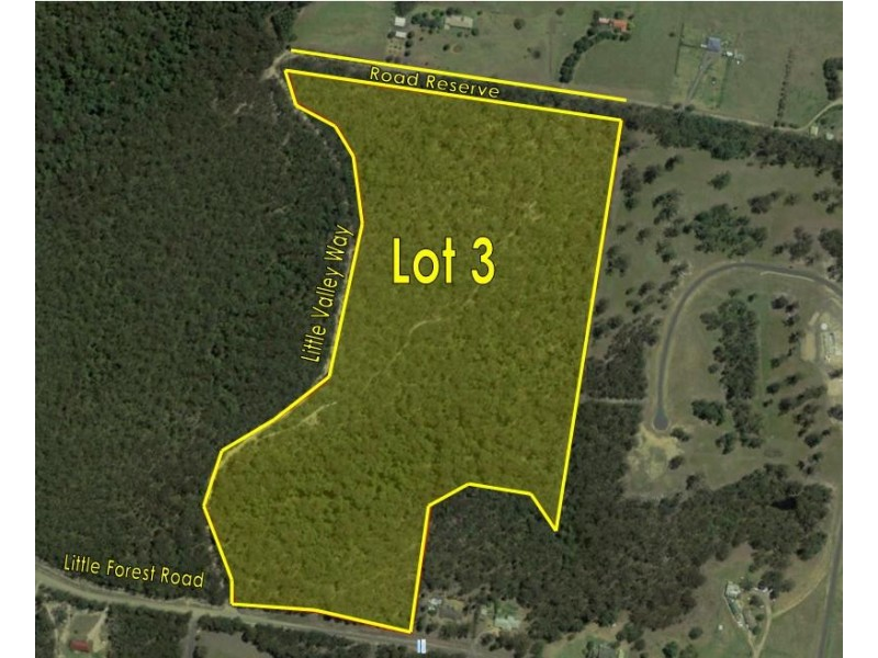 Lot 3 Little Valley Way, Little Forest NSW 2538