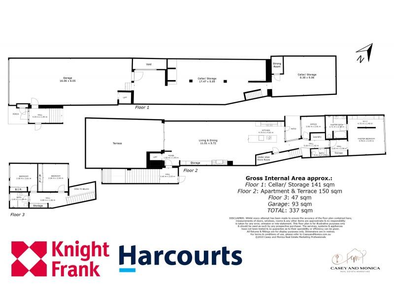 15 Kingsway, Launceston TAS 7250 Floorplan