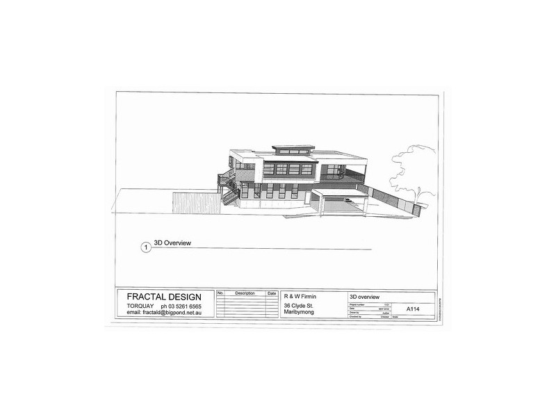 36 Clyde Street, Maribyrnong VIC 3032 Floorplan