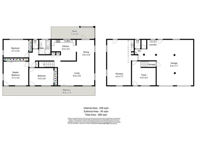 657 South Pine Road, Everton Park QLD 4053 Floorplan