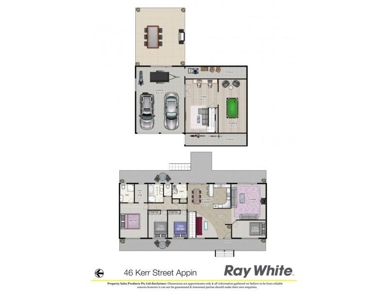 46 Kerr Street, Appin NSW 2560 Floorplan