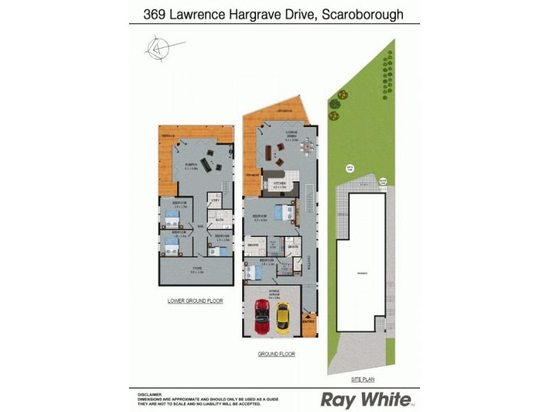 369 Lawrence Hargrave Dr, Scarborough NSW 2515 Floorplan