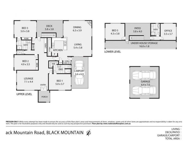 70 Black Mountain Road, Black Mountain QLD 4563 Floorplan