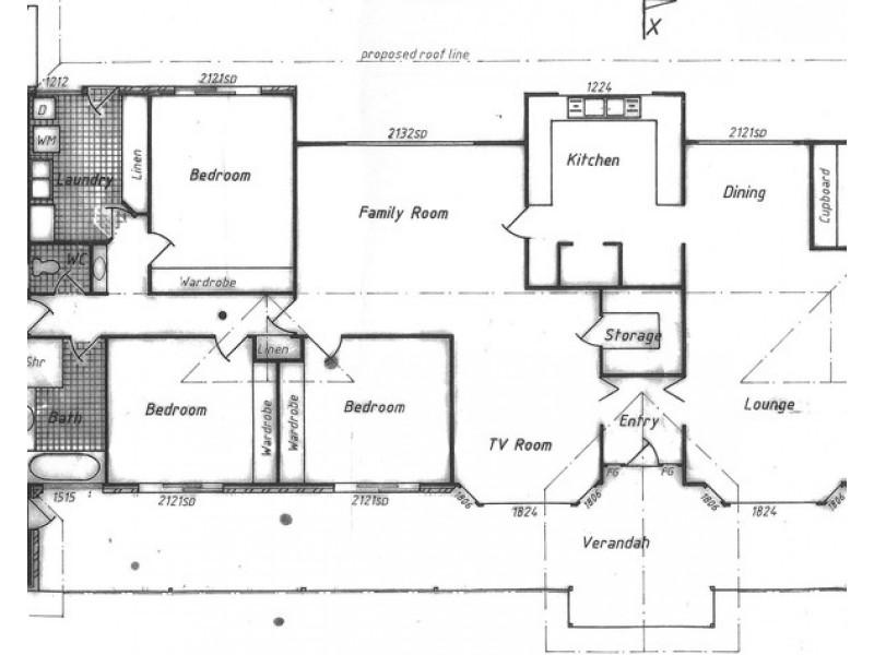 437 Black Mountain Road, Black Mountain QLD 4563 Floorplan