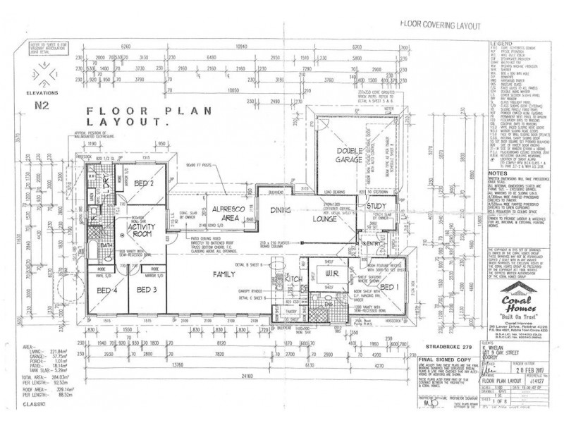 15 Oak Street, Cooroy QLD 4563 Floorplan