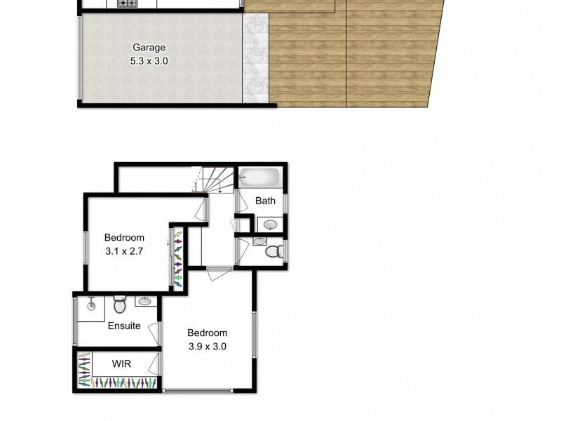 6/170 Gympie Street, Northgate QLD 4013 Floorplan