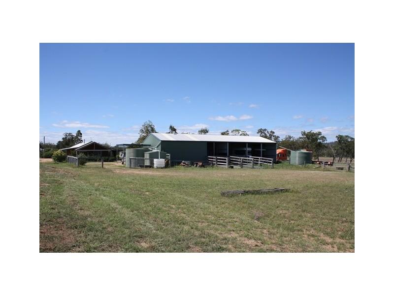 115 Sandy Creek Road, Warwick QLD 4370