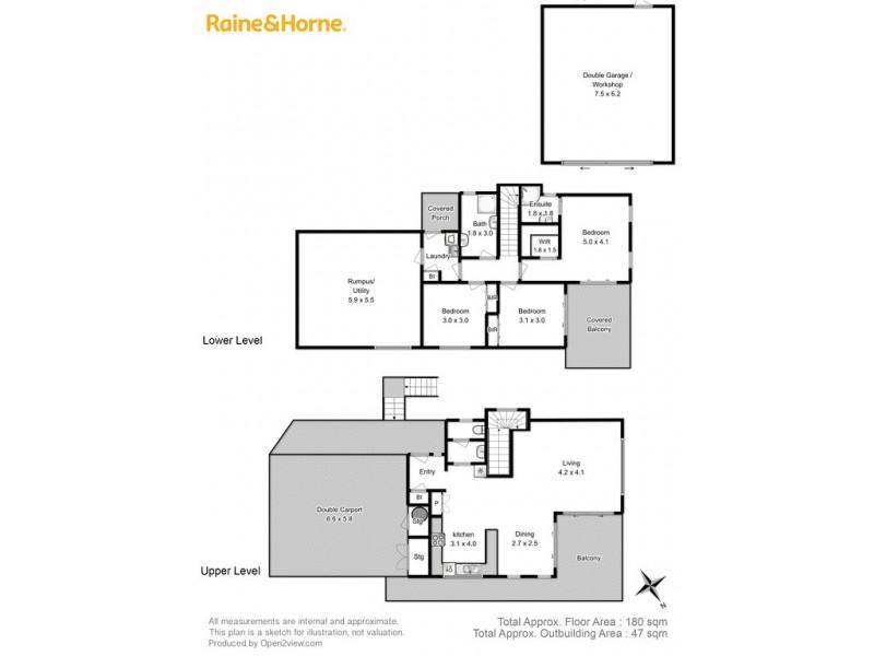 48 Fairview Drive, Kingston TAS 7050 Floorplan
