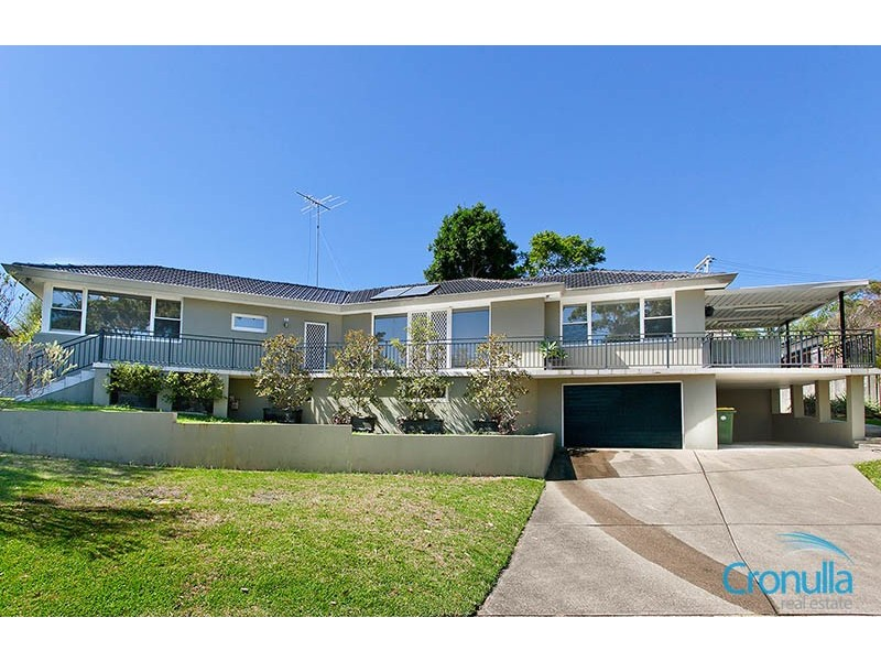 16 Yarra Burrra Street, Gymea Bay NSW 2227