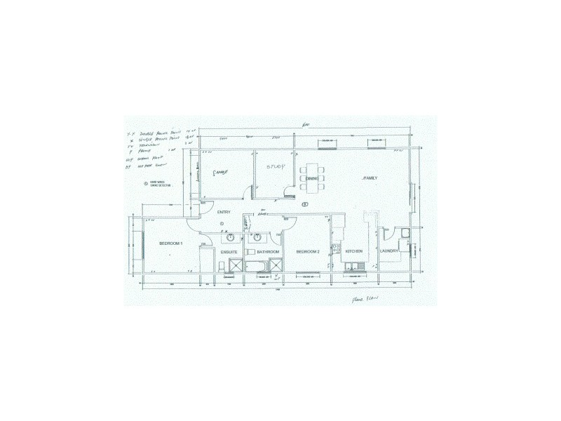 16a Clarke Street, Wallaroo SA 5556 Floorplan