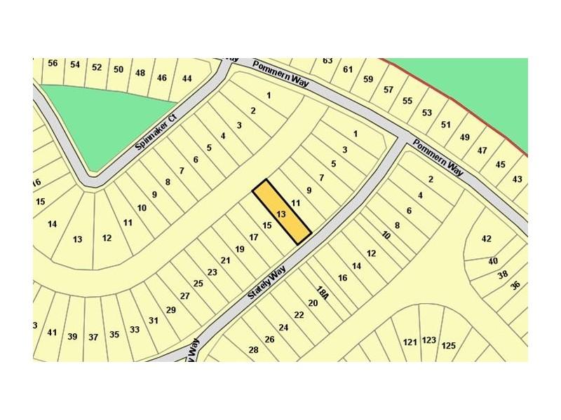 Lot 760 (13) Stately Way, Wallaroo SA 5556