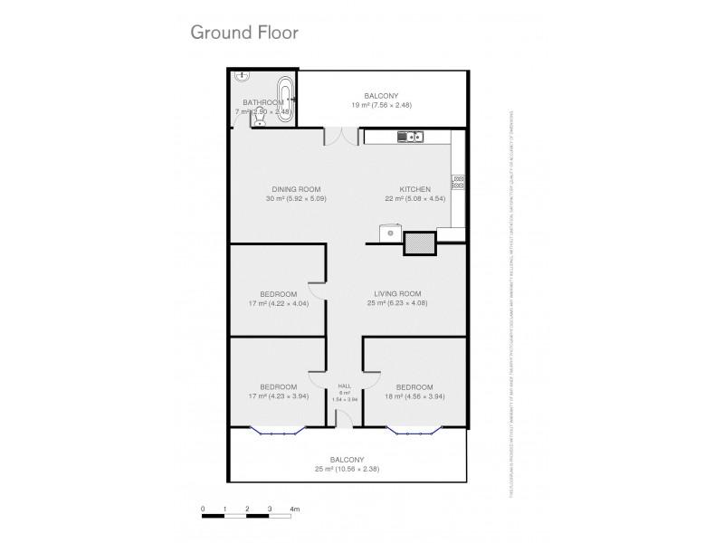 1048 Limeburners Creek Road, Clarence Town NSW 2321 Floorplan