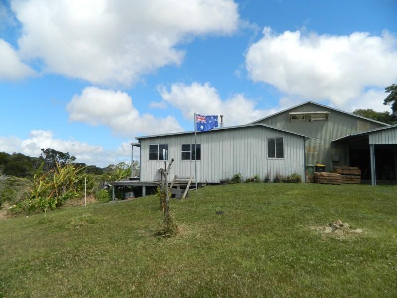 Lot 4 Dalrymple Road, Eungella QLD 4757