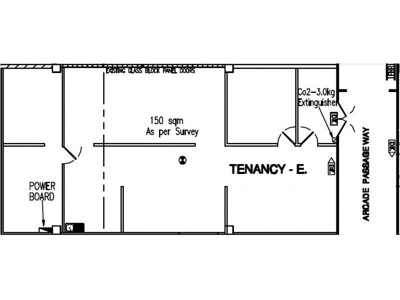 E/142 Nebo Road, West Mackay QLD 4740 Floorplan