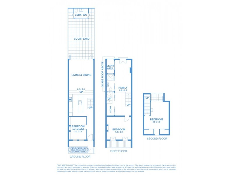 124 Womerah Avenue, Darlinghurst NSW 2010 Floorplan