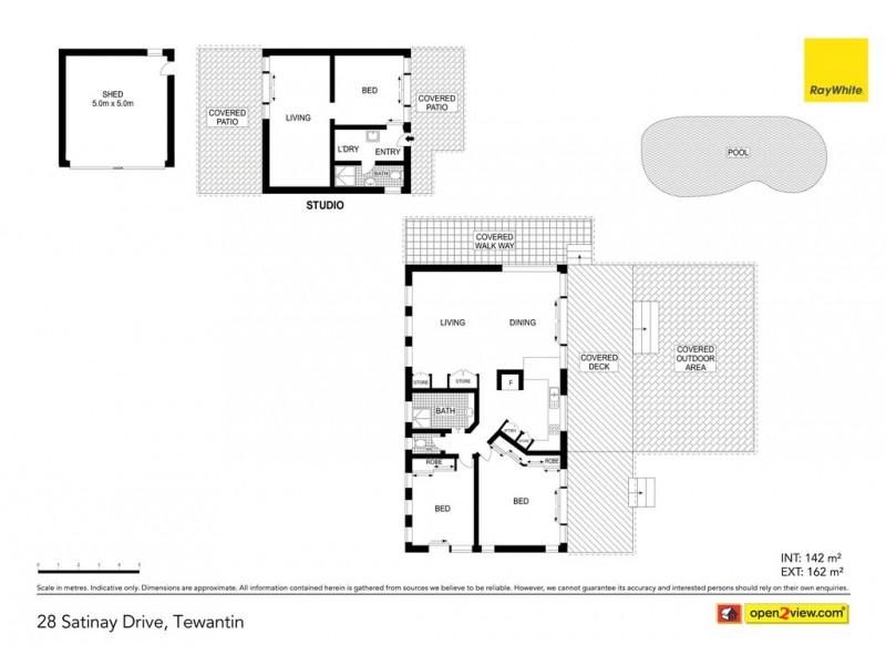 28 Satinay Drive, Tewantin QLD 4565 Floorplan