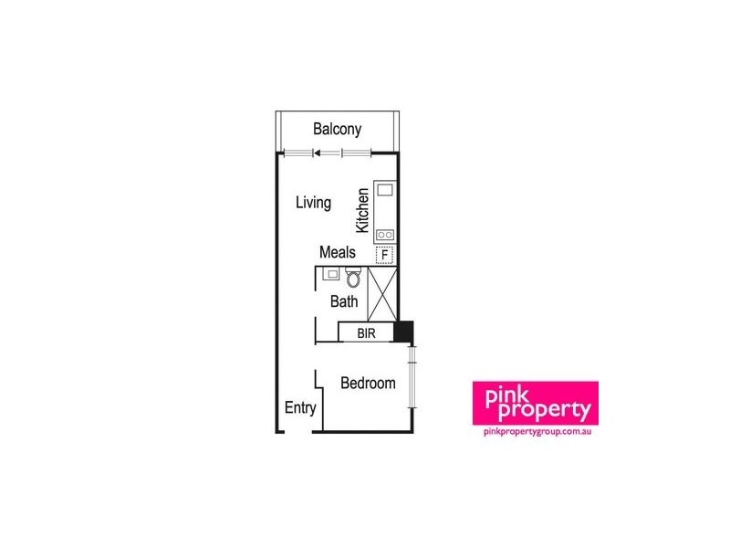 3/151 Princes Street, Carlton VIC 3053 Floorplan
