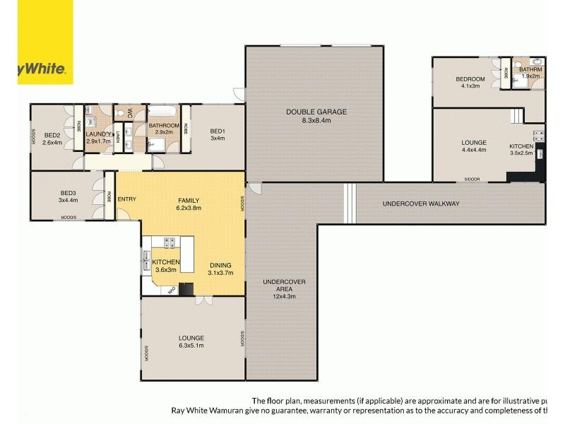 Wamuran QLD 4512 Floorplan
