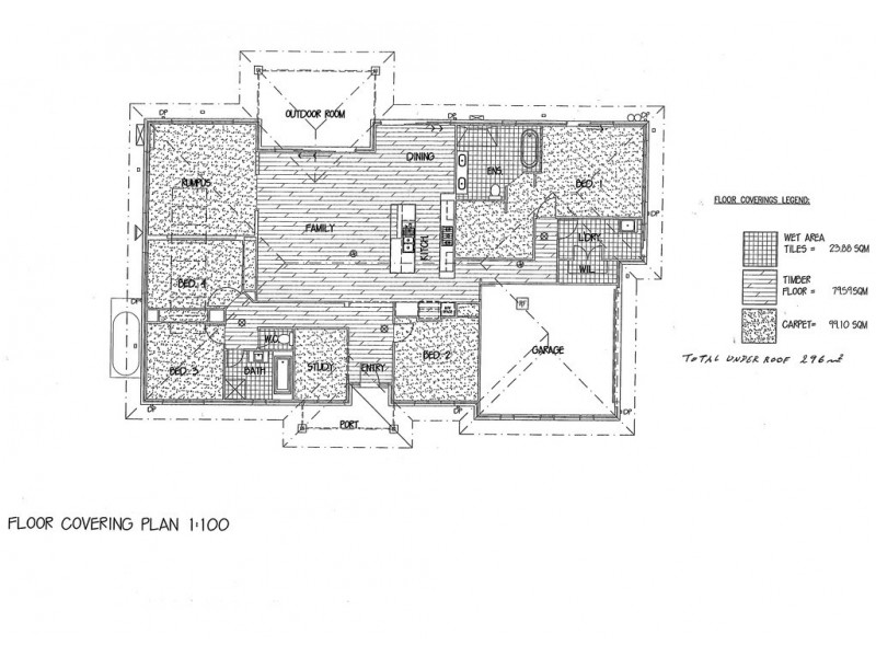 D'aguilar QLD 4514 Floorplan