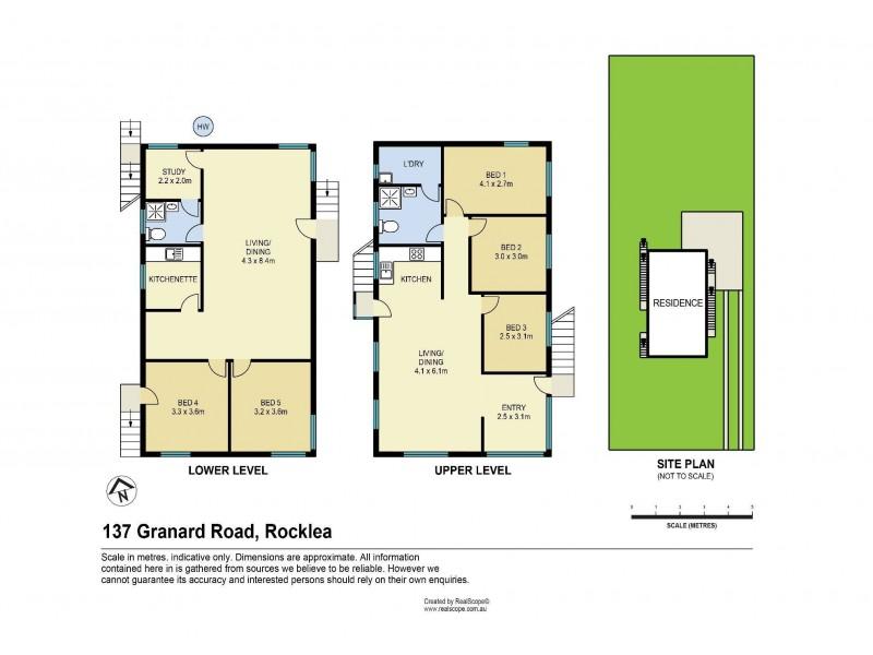 137 Granard Road, Rocklea QLD 4106 Floorplan