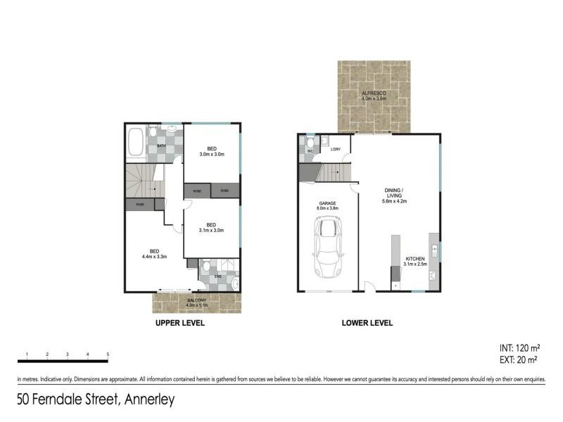 3/50 Ferndale Street, Annerley QLD 4103 Floorplan