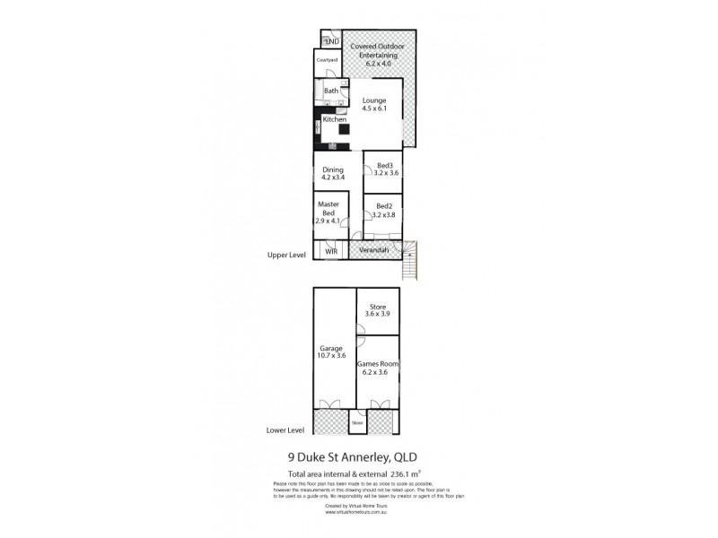 9 Duke Street, Annerley QLD 4103 Floorplan