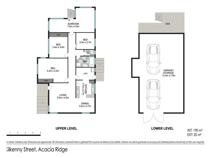 7 Kilkenny Street, Acacia Ridge QLD 4110 Floorplan