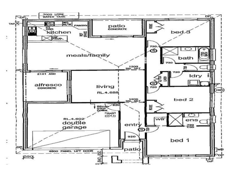 10 Martin Place, Broulee NSW 2537 Floorplan
