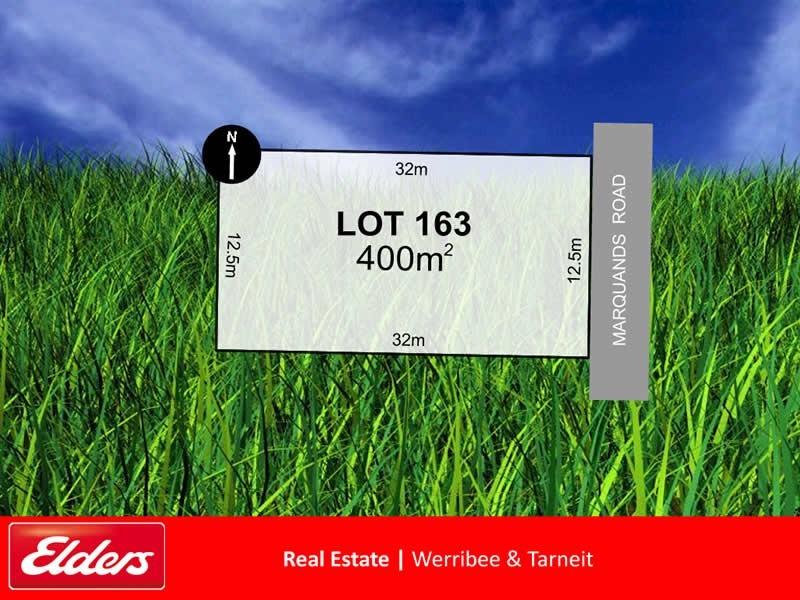 Lot 163 Marquands Road, Truganina VIC 3029