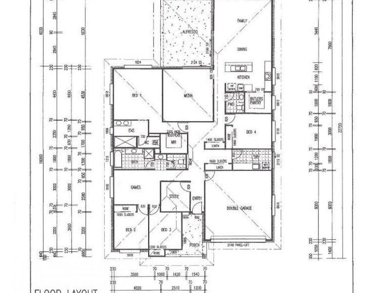 Adare QLD 4343 Floorplan