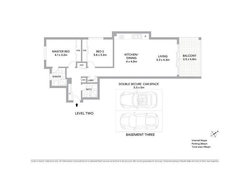 55/2-6 Warrangi Street, Turramurra NSW 2074 Floorplan