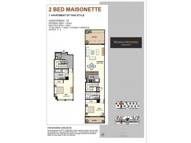 87/18-26 Church Avenue, Mascot NSW 2020 Floorplan