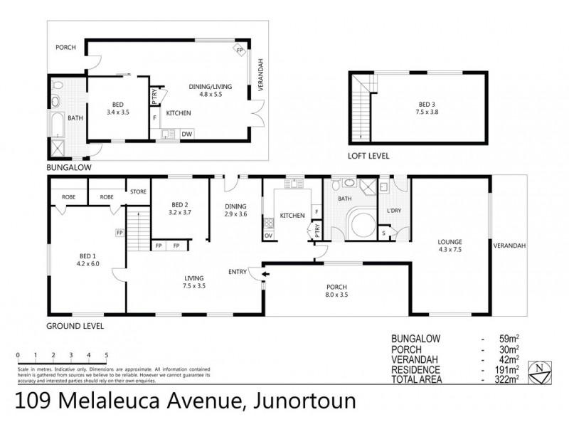109 MELALEUCA AVENUE, Junortoun VIC 3551