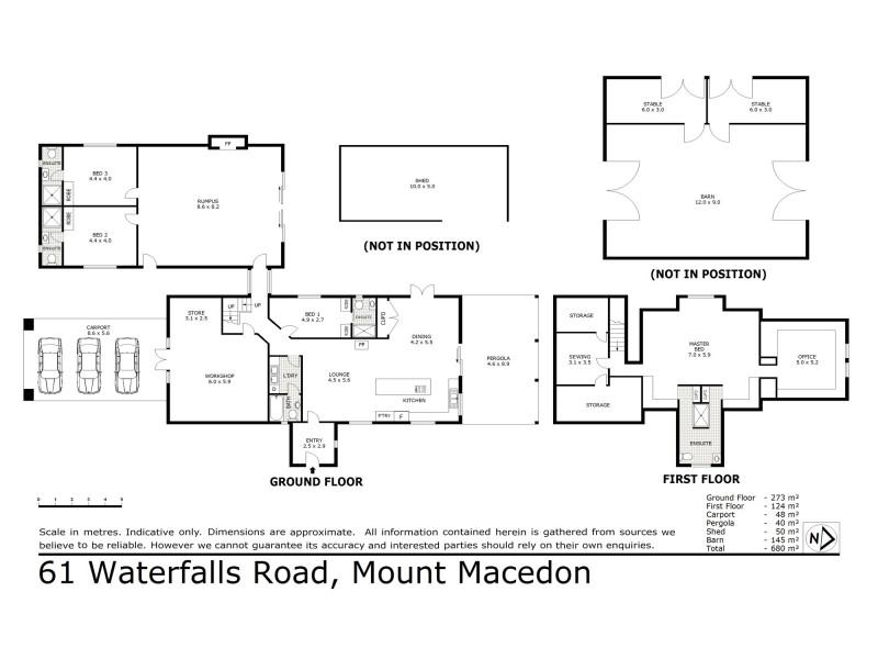 61 Waterfalls Road, Mount Macedon VIC 3441