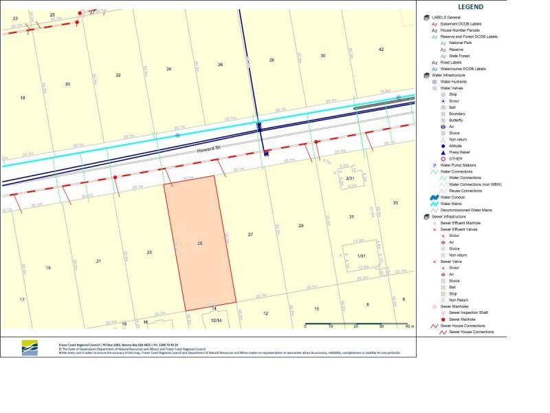 25 Howard Street, Burrum Heads QLD 4659