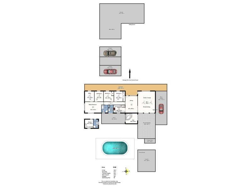 Lot 3 Andrews Road, Munno Para Downs SA 5115 Floorplan