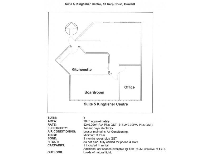 5 / 13 Karp Crt, Bundall QLD 4217