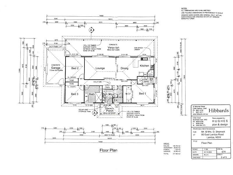 80 East Lanitza Road, Lanitza NSW 2460 Floorplan